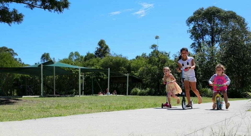 Hidden Gem for Kids on the Gold Coast - Hinze Dam