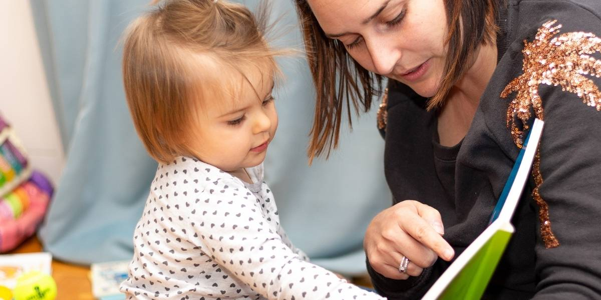 Read with your toddler brisbane