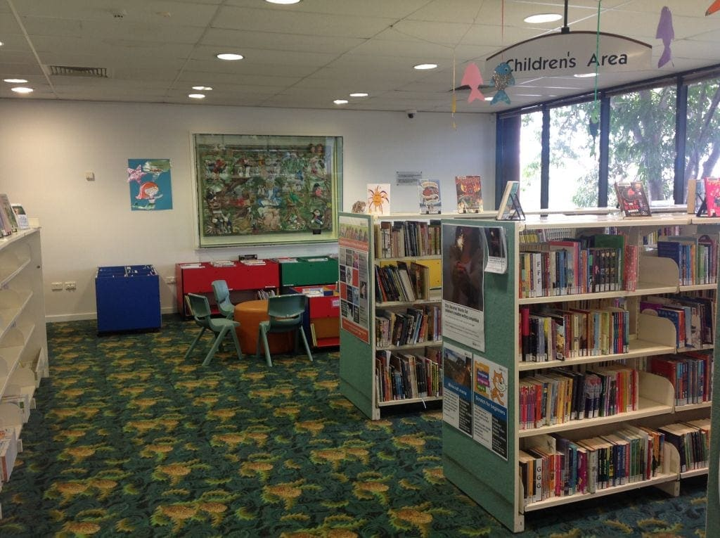 Robina Library And Facilities Families Magazine