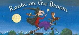 Room on the Broom Brisbane poster