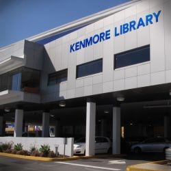 the-facade-of-kenmore-library