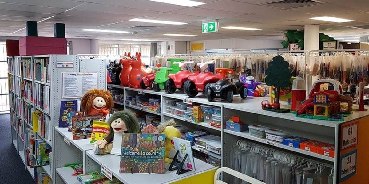 Toy library brisbane toddler