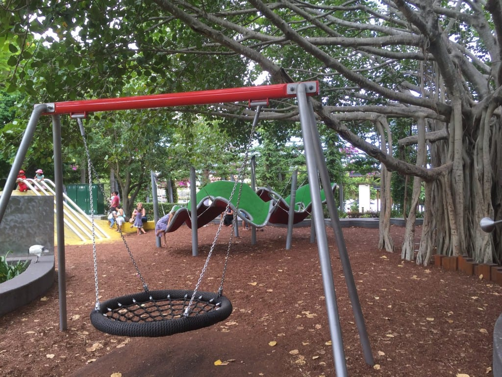 brisbane city playground