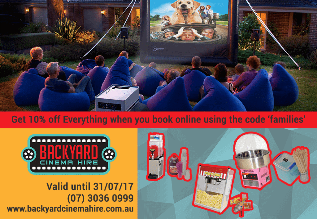backyard cinema hire voucher image