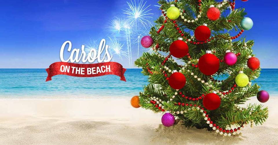 carols-on-the-beach-surfers-paradise poster
