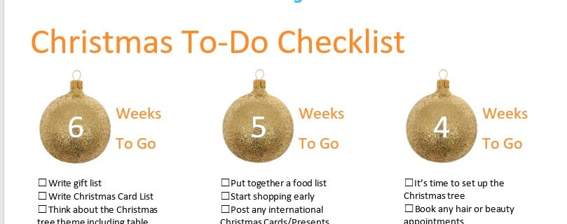 christmas-to-do-checklist-Christmas printables