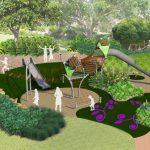 City Playgrounds - NEW Playground at Roma Street Parkland