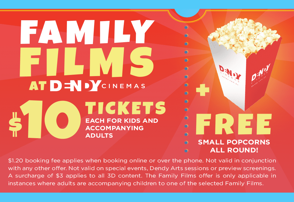 dendy portside cinema voucher image