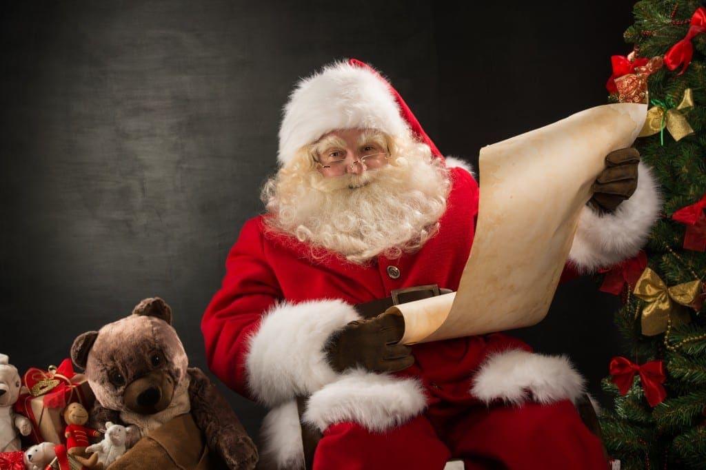sensory santa caring santa photos