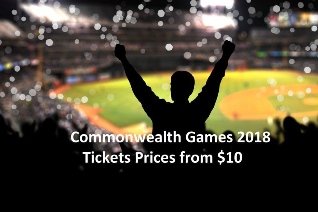 cheap Commonwealth Games tickets