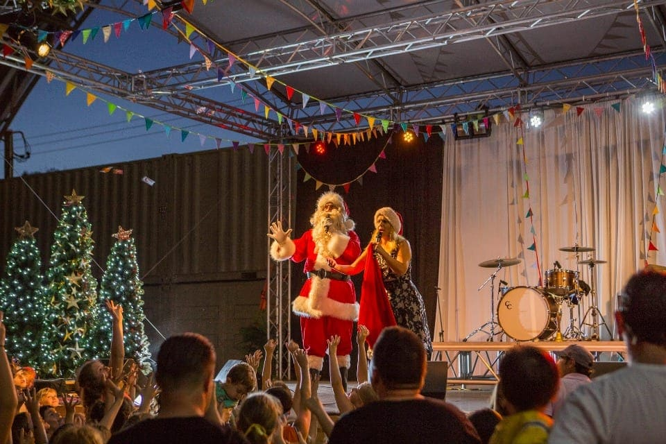 Kid-Friendly Christmas Events Being Held at NightQuarter