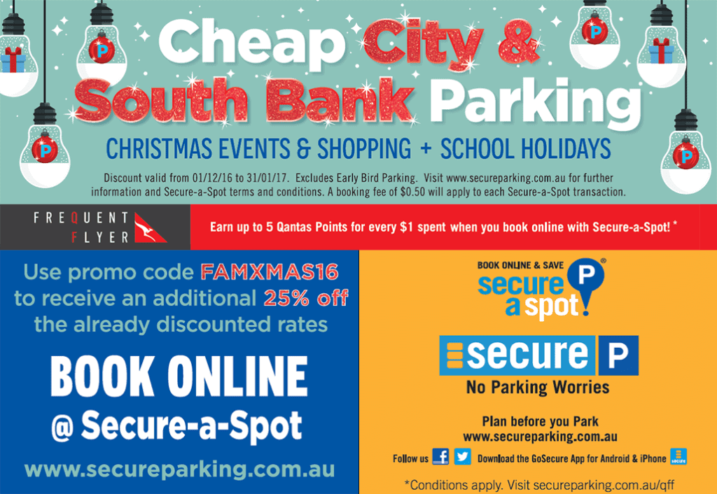 secure parking voucher image