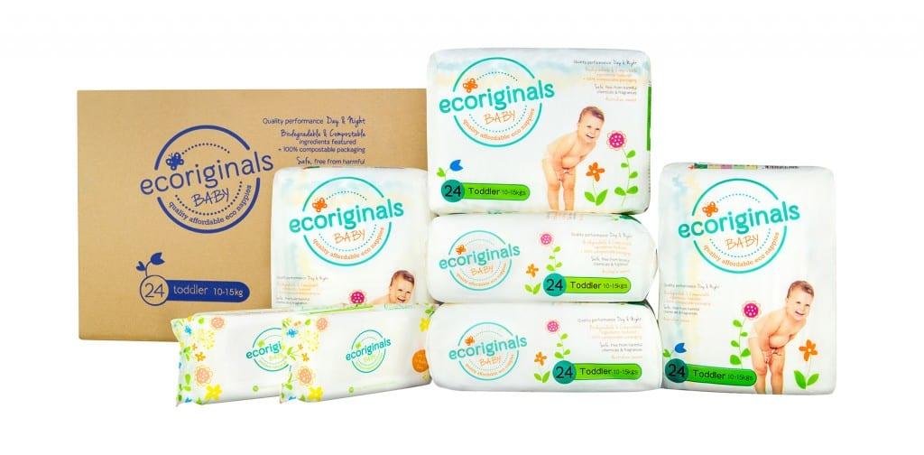 ecoriginals disposable nappies