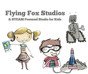 flying fox studios sidebar advert by families magazine