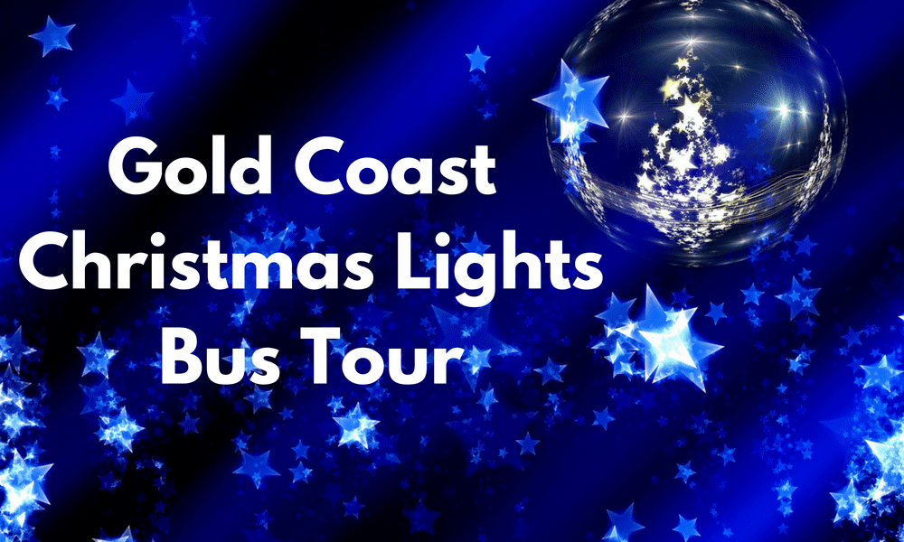 Gold Coast Christmas Lights Bus Tour