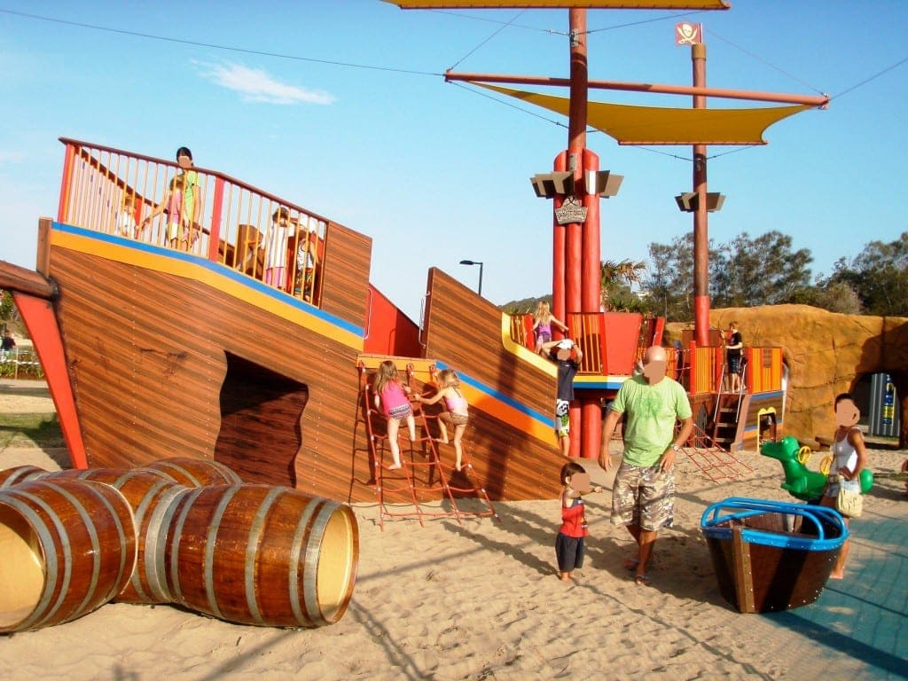 pirate places for kids Brisbane, Sunshine Coast, Gold Coast Ipswich