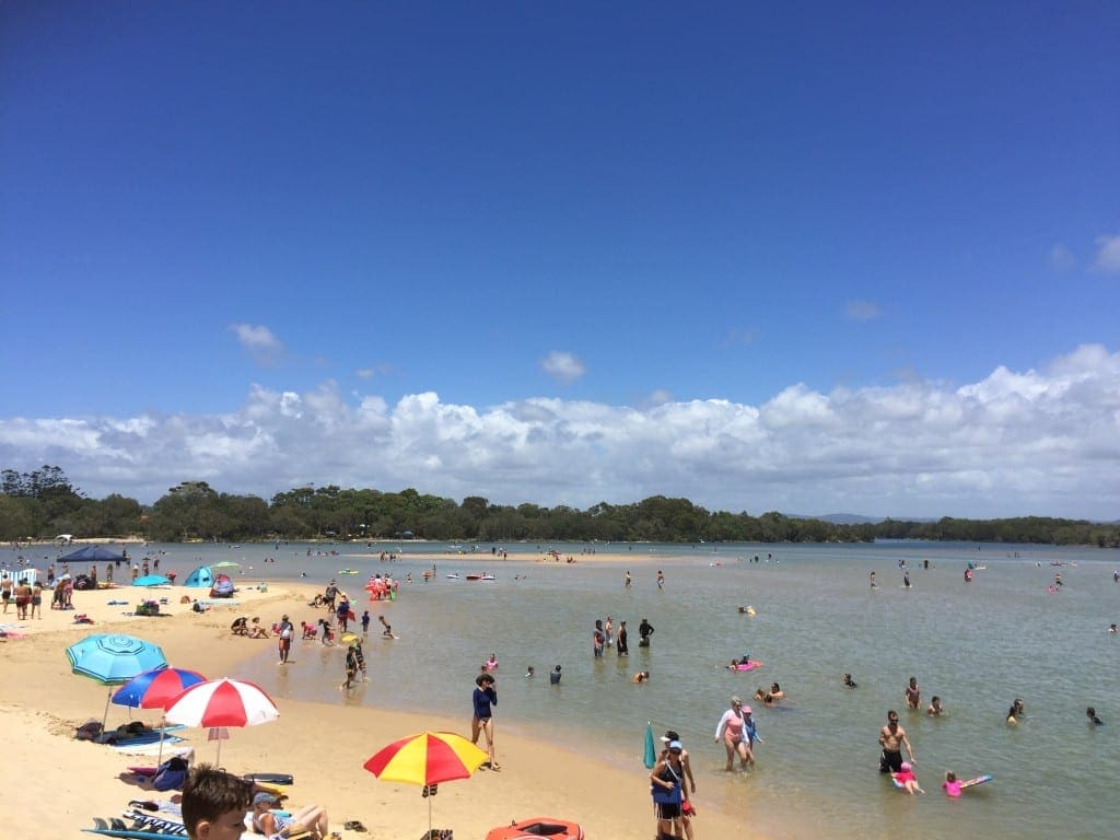 Currimundi Lake & Beach is a 20 minute walk from theSunshine Coast Recreation Centre