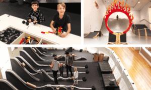 Ipswich Art Gallery - Built for Speed