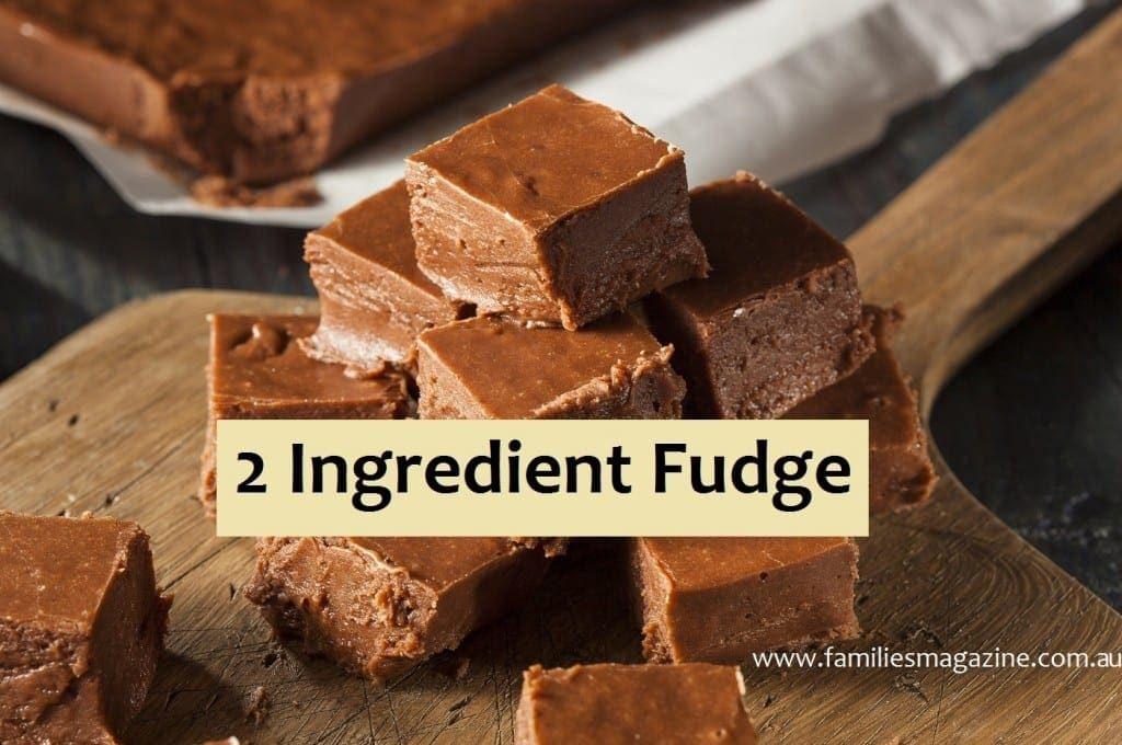 easy-2-ingredient-fudge