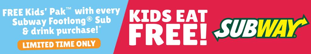 What Restaurants Do Kids Eat Free On Wednesday