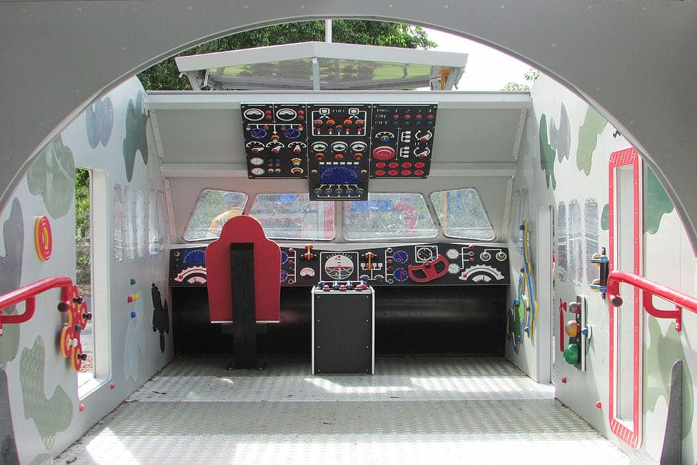ideas for outer space for kids in Brisbane Lobley Park, Churchill - Ipswich