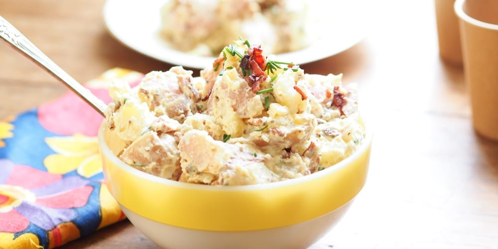 Best Potato Salad recipe of all time