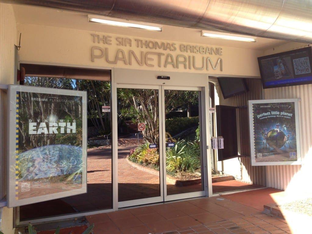 Brisbane Planetariumm Mt Coot-tha