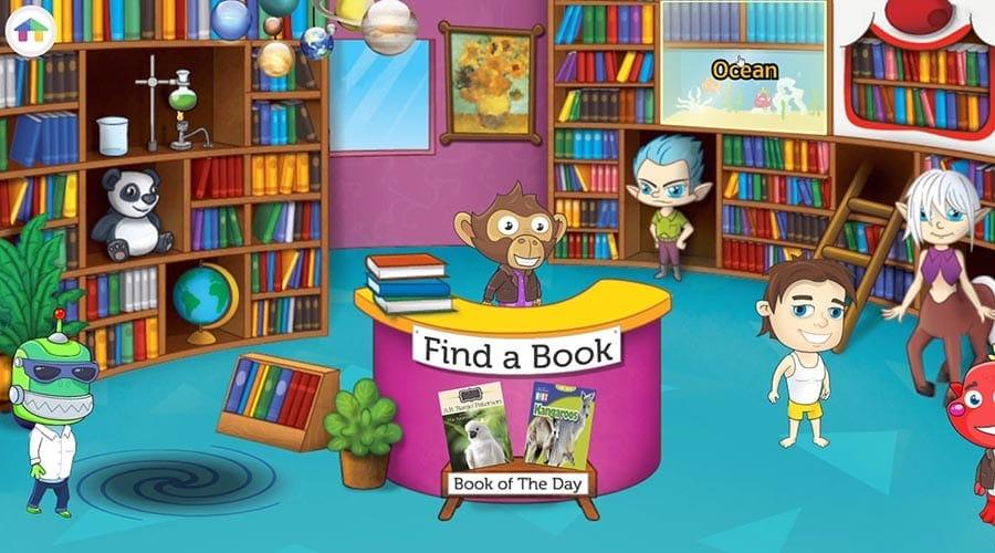 ABC Reading Eggs books