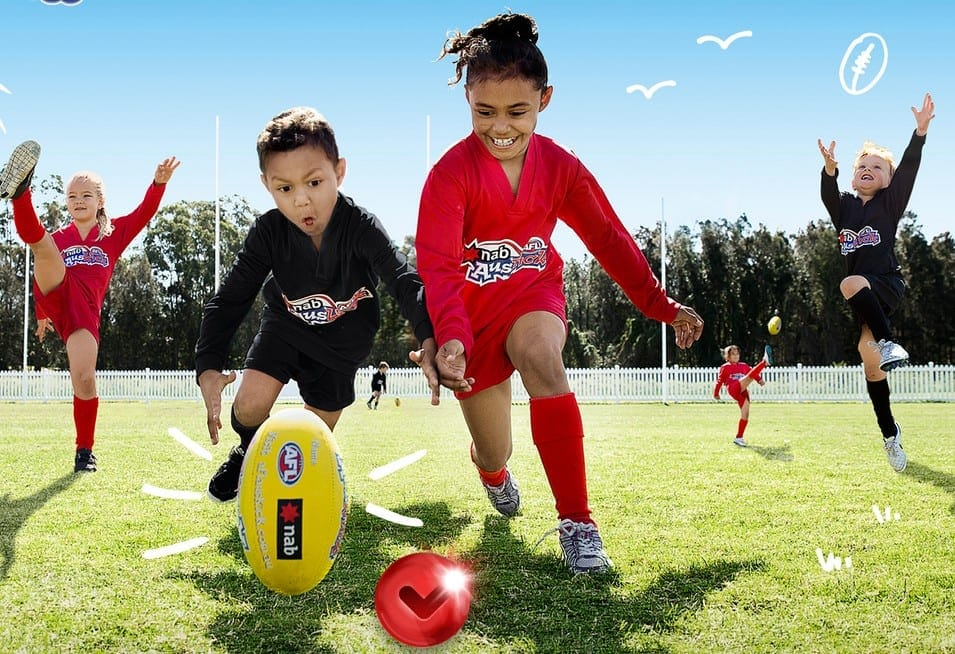 AFL Clubs for kids