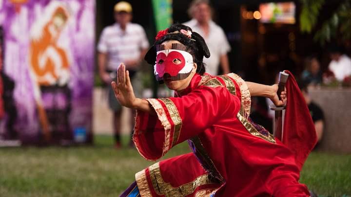 Brisasia festival