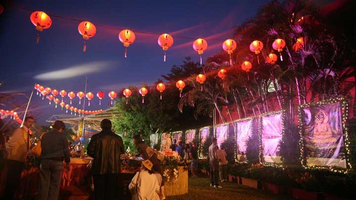 Buddha Birth Day Festival, South Bank