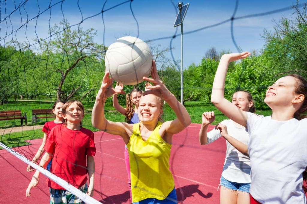 kids volleyball clubs