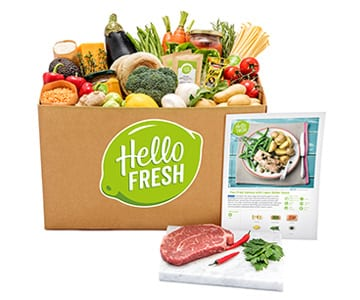 Hello Fresh Competition