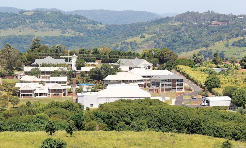 Image of school campus Lindisfarne Anglican Grammar