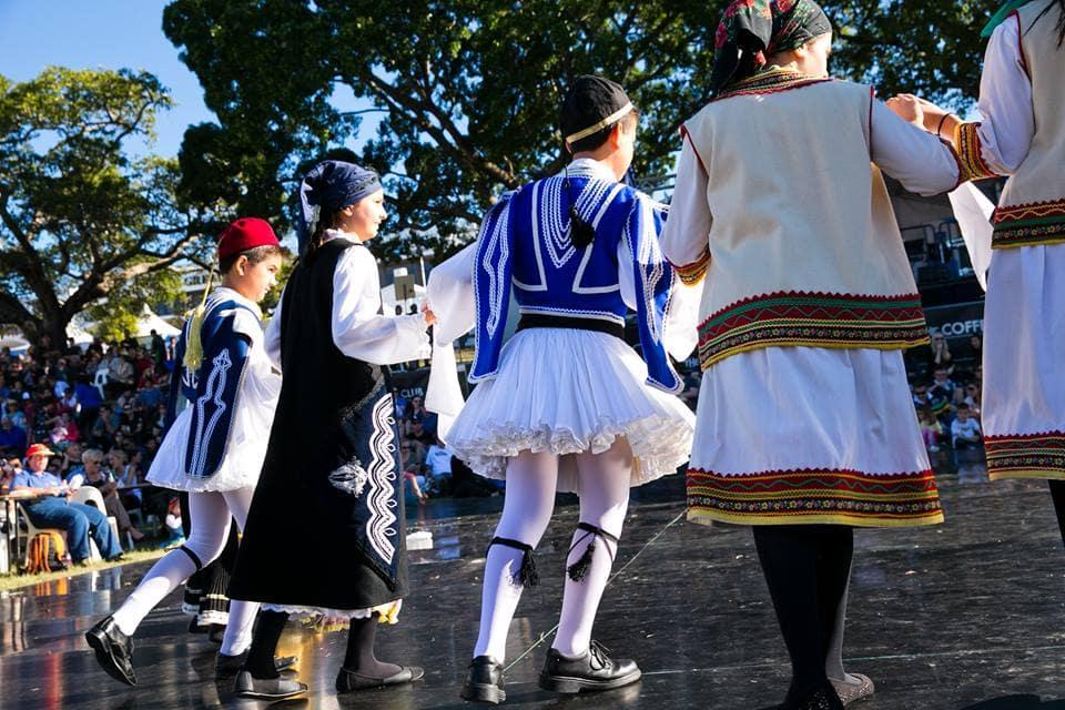 Paniyiri Greek Festival, South Brisbane
