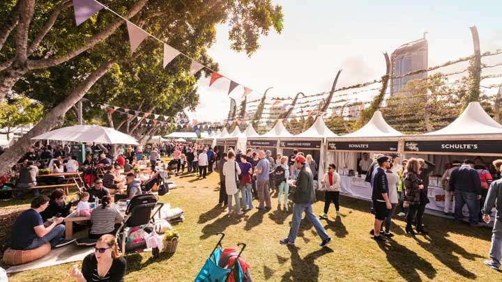 Regional Flavours, South Bank - festivals Brisbane