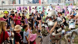 World Science Festival Brisbane - what's on today in Brisbane for families