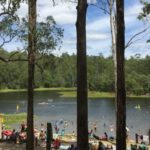 swimming holes near Brisbane enoggera reservoir
