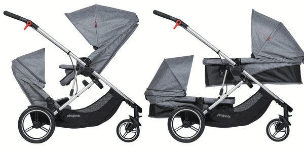 best pram phil and ted voyager