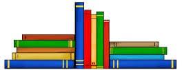 Stacks of books at Stones Corner Library