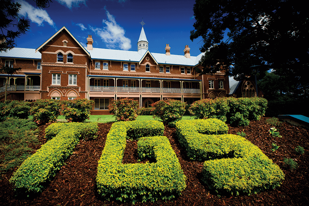 Toowoomba Grammar School House