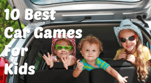10 best kids car games