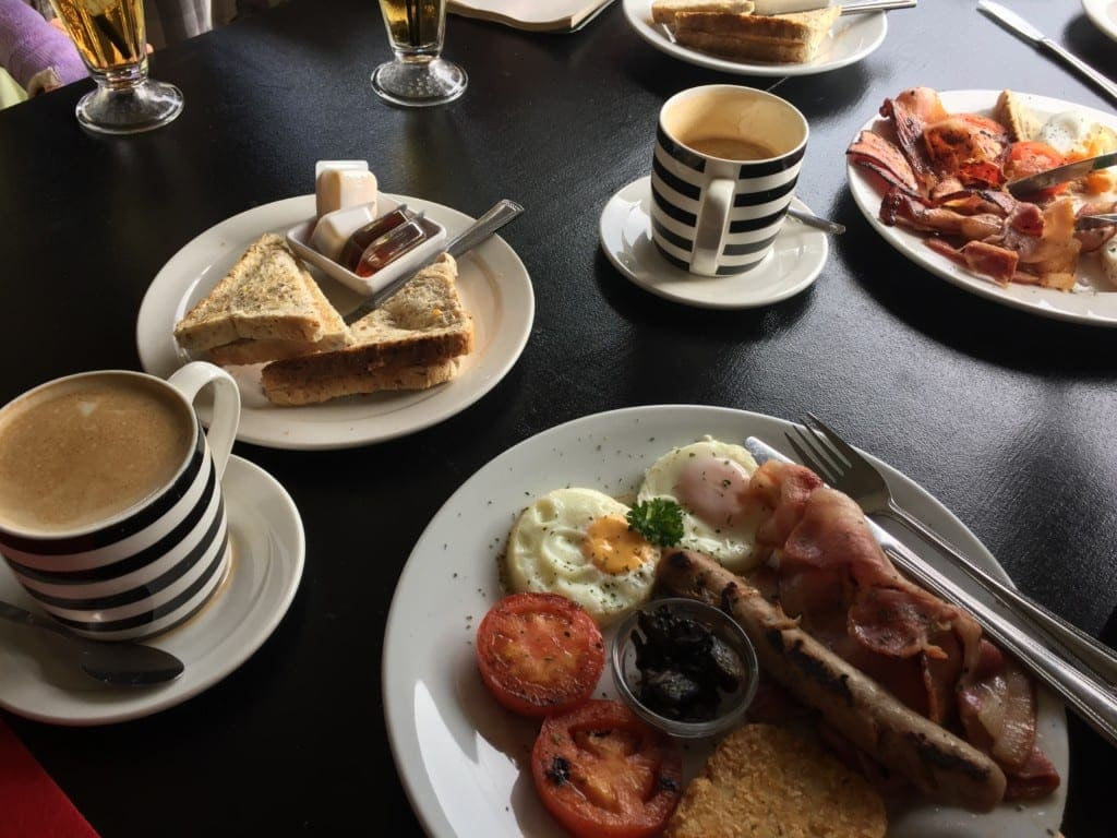 best buffet breakfasts in Brisbane