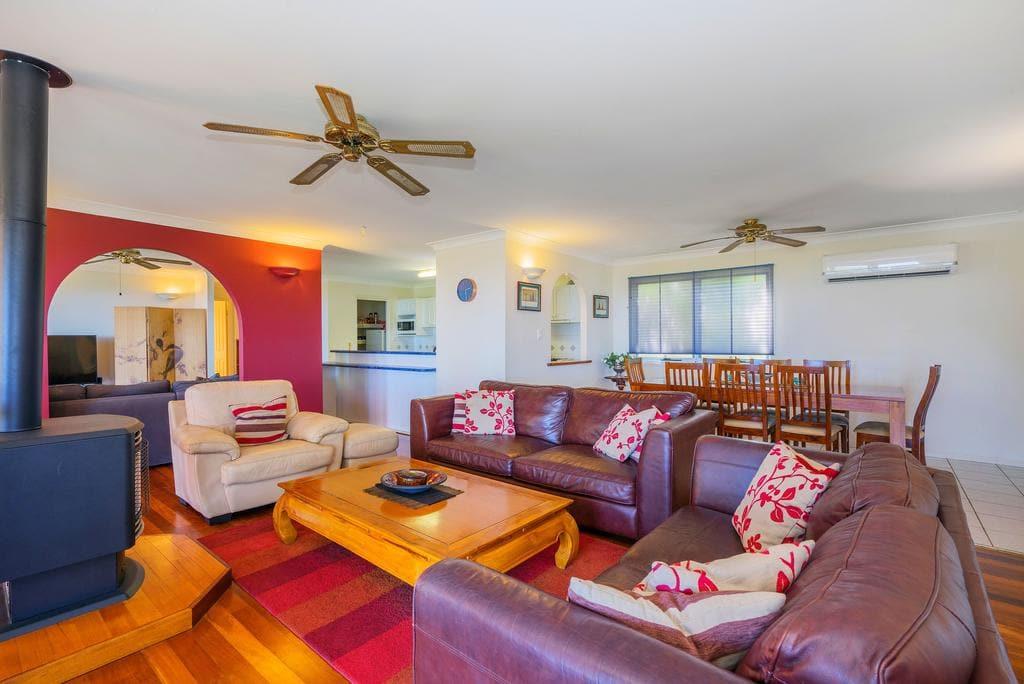 Mt Tamborine accommodation for families
