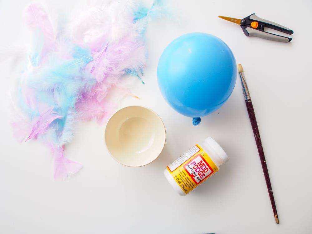 Easter Nests DIY
