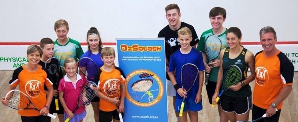 Brisbane squash