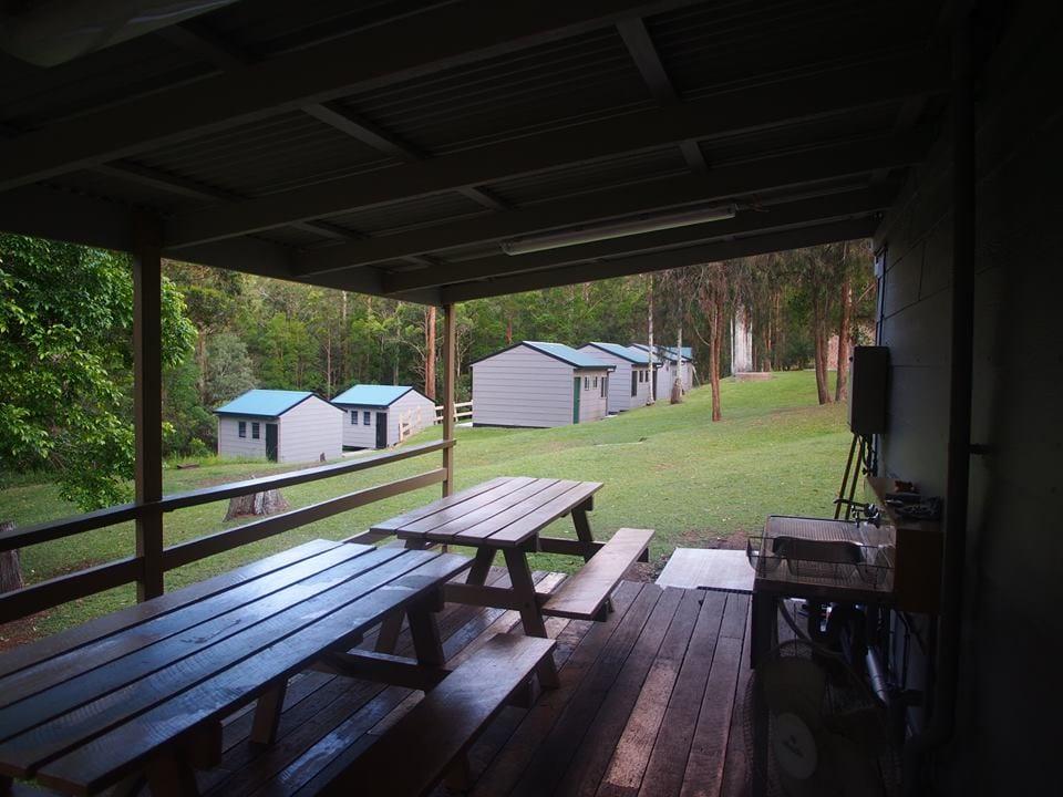 Mt Nimmel Lodge campground