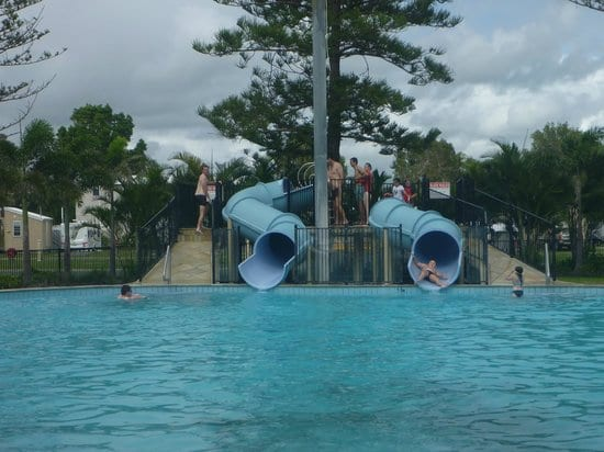 Tallebudgera Creek tourist park - Where Are The Best Family Holiday Parks In Queensland?