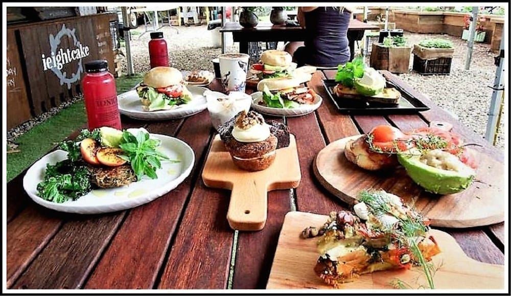 ieightcake cafe currumbin valley family friendly cafe