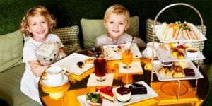 high tea for kids in Brisbane - High Tea for Gold Coast Kids